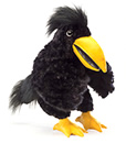 Yellow-Beaked Crow Puppet