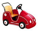 Radio Flyer Classic Red Car
