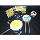 Sun Moon Star Drum with DVD