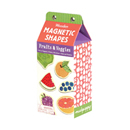 Fruits & Veggies Wooden Magnetic Set