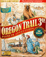 The Oregon Trail 3rd Edition: Pioneer Adventures