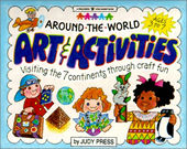 Around the World Art & Activities