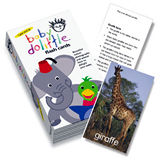 baby dolittle animal discovery cards