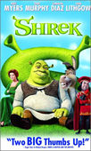 Shrek Home Video