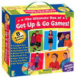 The Ultimate Box of Get Up and Go Games!