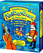 Tchaikovsky's Nutcracker the Music Game