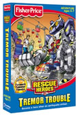 Fisher-Price Rescue Heroes Tremor Trouble