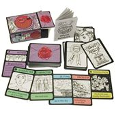 Nanofictionary:  The Card Game of Telling Tiny Stories