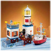 Imaginext Coastal Patrol Station