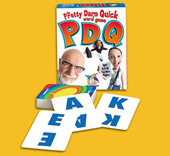 PDQ - The Pretty Darn Quick Word Game