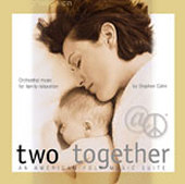 Two Together, An American Folk Music Suite