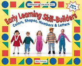 Early Learning Skill-Builders Colors,Shapes, Numbers & Letters