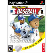 Backyard Baseball - PlayStation2