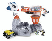Rescue Heroes Micro Adventure Playsets