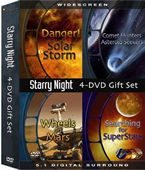 Starry Night 4 DVD Gift Set