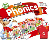 LeapPad Easy Reader Phonics Program - Kit #1