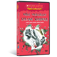 Mike Mulligan and His Steam Shovel...and Three More Stories About Trucks