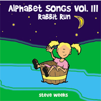 Alphabet Songs Volume III (Rabbit Run)