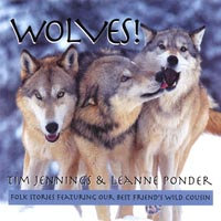 Wolves: Stories Featuring Our Best Friend's Wild Cousin