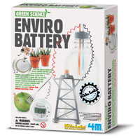 Green Science - Enviro Battery