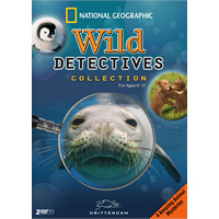 National Geographic's Wild Detectives Collection