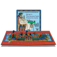 Senet : The Ancient Tomb Treasures