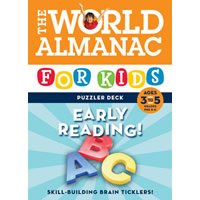 The World Almanac for Kids Early Reading!