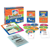 Brainetics - A Breakthrough Math and Memory Program