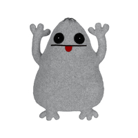 UGLYDOLL UGLY GHOST