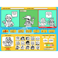 Create Your Own Comix Strips at Make Beliefs Comix