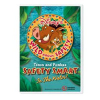 Wild About Safety with Timon and Pumbaa: Safety Smart In The Water