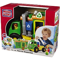 Play 'N Go Recycle Truck