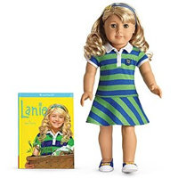 Lanie Doll and Book