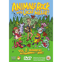 Animals Rock with Lucas Miller!