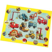 Giant Discovery Puzzles- Pony Stud, Construction and Orchard