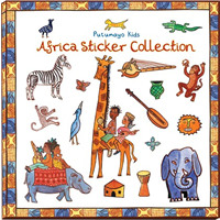 Africa Sticker Collection