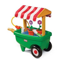 2 in 1 Garden Cart and Wheelbarrow