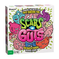 Scabs and Guts