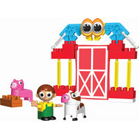 KID K'NEX Farmyard Friends Building Set
