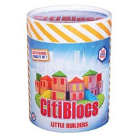 CitiBlocs Little Builder Rattle Blocs