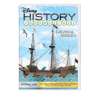 Disney History Connections: Colonial America