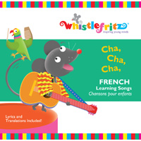 Cha, Cha, Cha - French Learning Songs