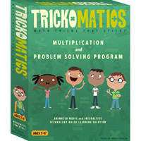 Trickomatics Multiplication & Problem Solving Program