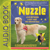 Nuzzle - Love Between a Boy and His Service Dog