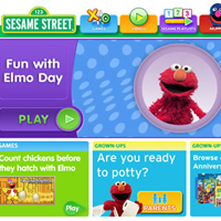 Sesame Street Website