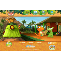 Dinosaur Train Website