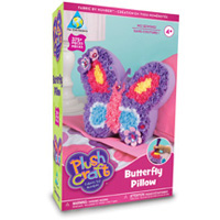 PlushCraft™ Butterfly Pillow