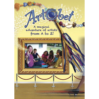 ArtObet: An Adventure of Artists from A to Z!