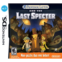 Professor Layton and the Last Spector