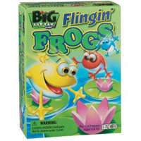 Big Little Games - Flingin' Frogs